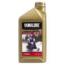 Yamalube 4T 0w-40 снегоход. синтетик. 1L..