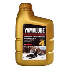 Yamalube 4T 0w-30 снегоход. синтетик. 1L..