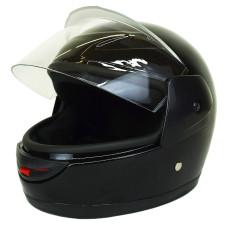 Шлем детский (интеграл) MOWGLI черный..