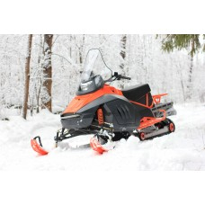 Снегоход IRBIS TUNGUS SK500L + сборка и ..