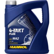 Mannol 4 Takt Plus 10W-40 псинт. 4L..
