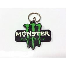 Брелок для ключей Monster Energy..