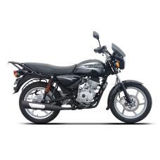 Мотоцикл BAJAJ BOXER BM150 черный ПТС..