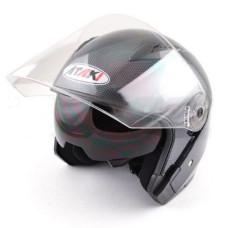 Шлем (открытый со стеклом) Ataki OF512 C..