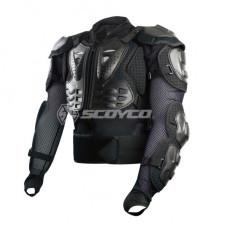 Защита тела Scoyco AM02-2 (черный) L..