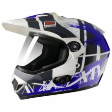 Шлем Origine Gladiatore (BT) Dakar синий..