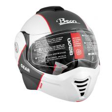Шлем (модуляр) BEON B-702 REVERSE 1 MATT..