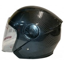 Шлем (открытый со стеклом) Ataki JK526 C..