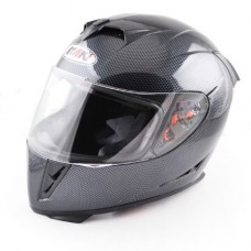 Шлем (интеграл) Ataki FF311 Carbon черны..