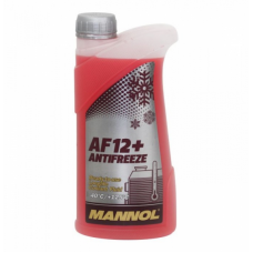 Антифриз Mannol AF 12 1кг (красный)..