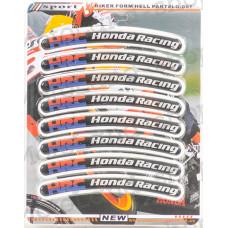 Наклейки набор на обода LG-007 Honda..
