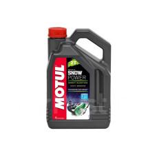 Motul 2T Snowpower 4L..
