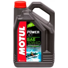 Motul 4T Power Jet 10W-40 4L..