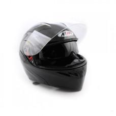 Шлем (модуляр) Ataki FF902 Solid черный ..