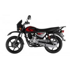 Мотоцикл BAJAJ BOXER BM150 X 2020 черный..