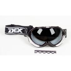 Очки для мотокросса DEX YH-13 чёрные..