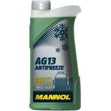 Антифриз Mannol AG 13 1кг (зеленый)..