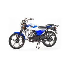 Мопед Motoland RX11 49.9 + 110сс синий..