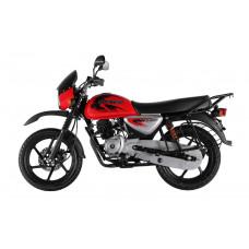 Мотоцикл BAJAJ BOXER BM150 X 2020 красны..