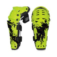 Защита колена HIZER AT-3574 (L) зеленый..