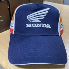 Бейсболка Honda синяя..