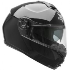 Шлем (модуляр) снегоходный черный Vega S..