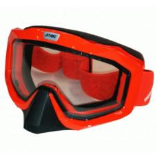 Очки ATAKI HB-811 красные двойное стекло..