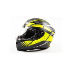 Шлем (интеграл) GTX 578 (L) #1 BLACK/YEL..