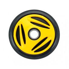 Ролик трака 135мм 6205 BRP желтый 503190..